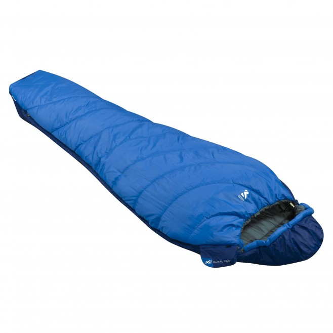 Men's Sleeping bag  -  blue BAIKAL 750 REG Millet