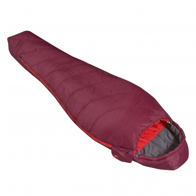 Women's Sleeping bag  -  purple BAIKAL 750 W Millet