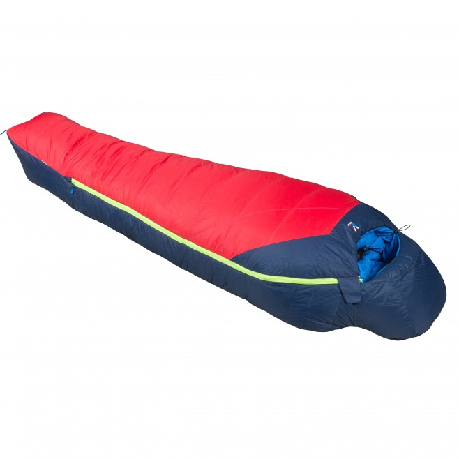 Sleeping bag - mountaineering - navy-blue TRILOGY ULTIMATE Millet
