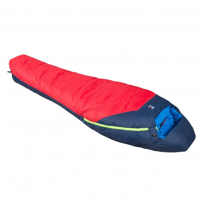 Sleeping bag - mountaineering - navy-blue TRILOGY EDGE LONG Millet