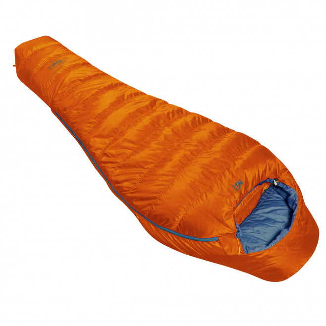 Sleeping bag - orange LIGHT DOWN 5° Millet