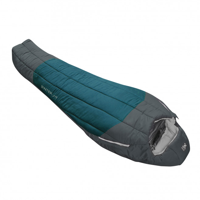 Sleeping bag - blue SYNTEK -5° LONG Millet