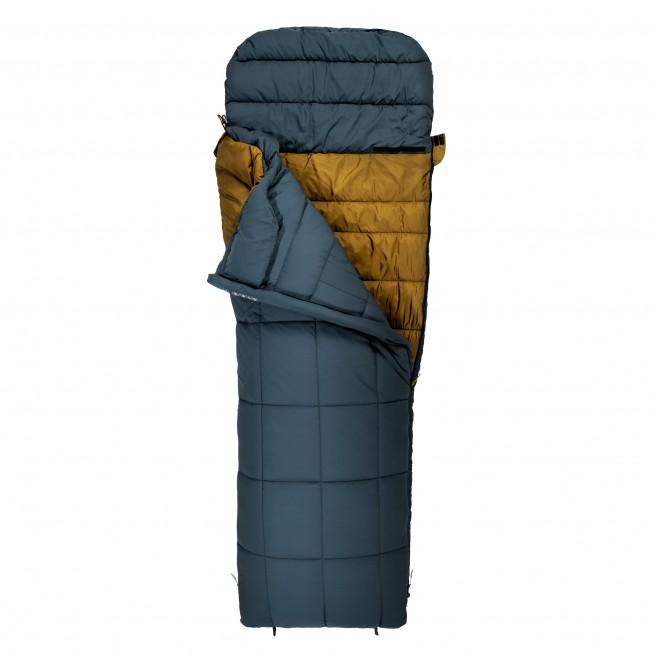 Sleeping bag  -  brown SYNTEK CAMP 0° Millet 2
