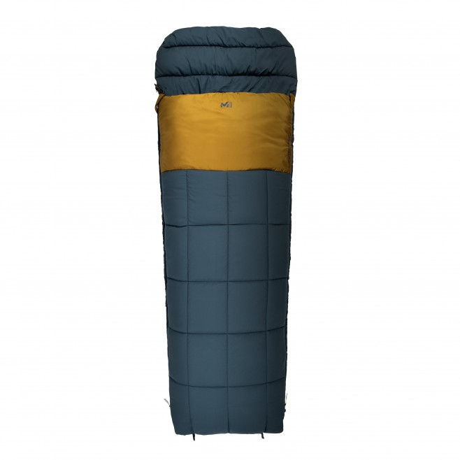 Sleeping bag  -  brown SYNTEK CAMP 0° Millet