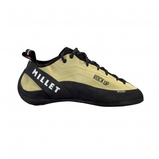 Green climbing climbing shoes  ROCK UP Millet