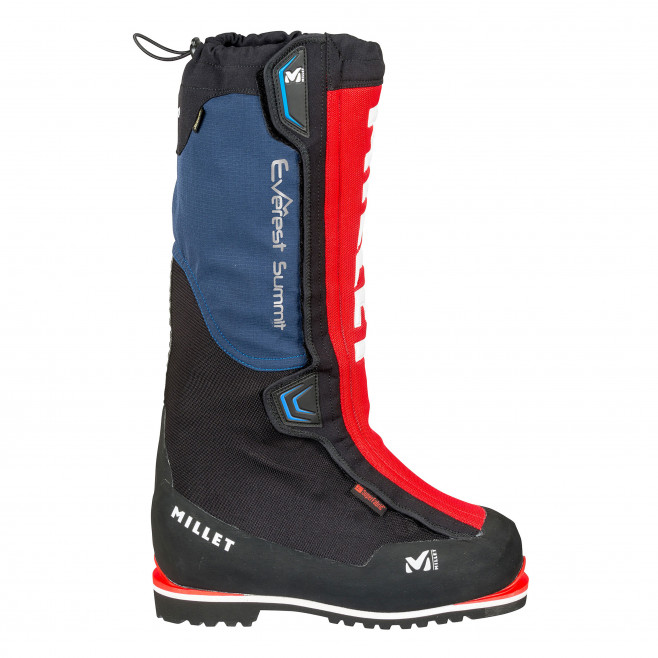 Gore-tex shoes - navy-blue EVEREST SUMMIT GTX Millet