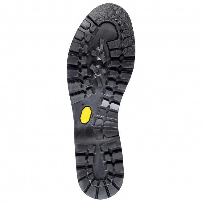 Men's low-cut boots - climbing - yellow FRICTION M Millet 2