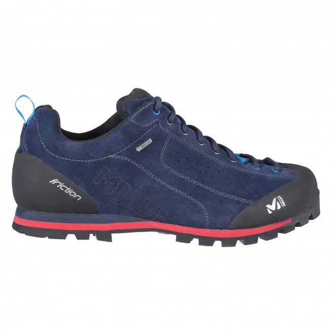 Men's gore-tex shoes - navy-blue FRICTION GTX M Millet