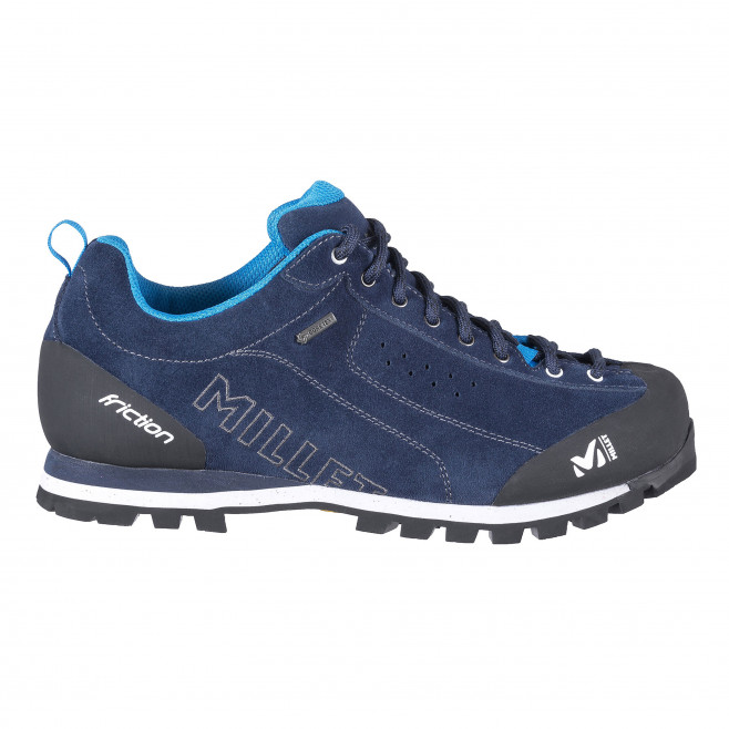 Women's gore-tex shoes - navy-blue FRICTION GTX W Millet