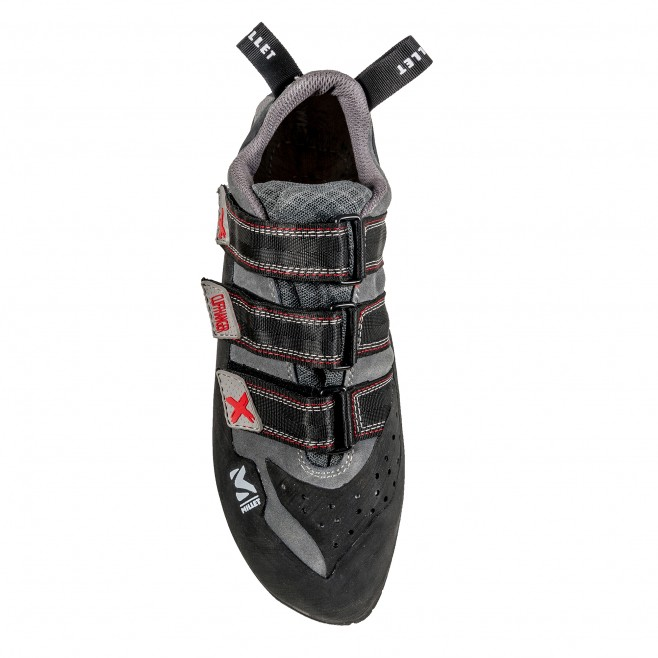 grey climbing shoes For man CLIFFHANGER Millet 2