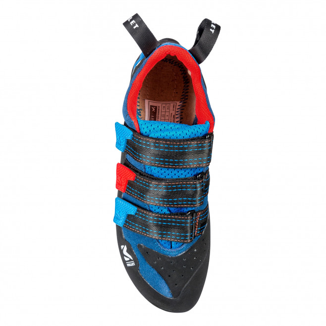 Men's climbing shoes - blue CLIFFHANGER M Millet 2