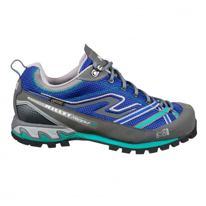 Women's gore-tex shoes - purple TRIDENT GTX W Millet