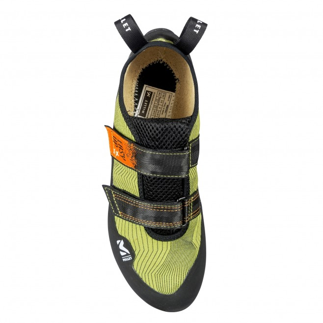 Climbing shoes - climbing - green EASY UP Millet 2