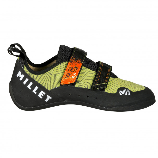 Men's climbing shoes - climbing - green EASY UP M Millet