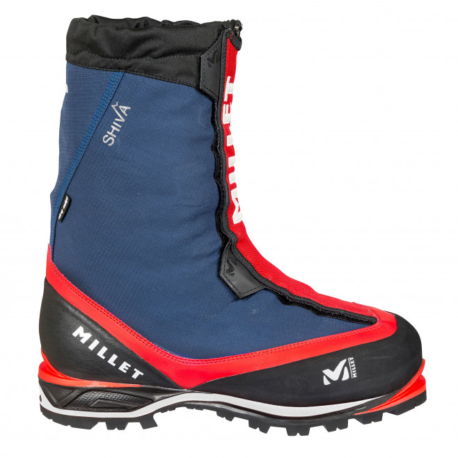 High-cut boots - mountaineering - navy-blue SHIVA Millet