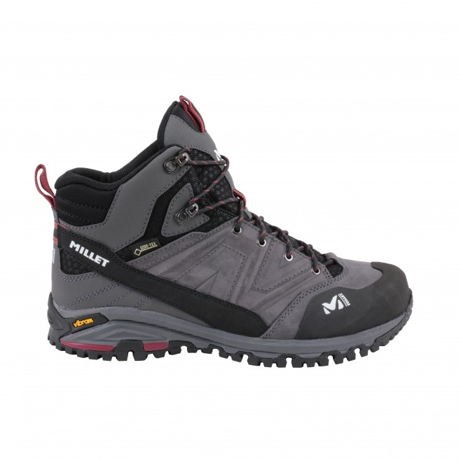 Women's high cut shoes - grey HIKE UP MID GTX W Millet