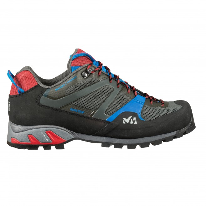 Men's Gore-Tex shoes  -  grey TRIDENT GTX M Millet
