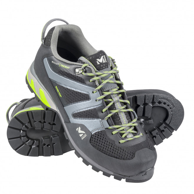 Men's gore-tex shoes - grey TRIDENT GTX M Millet 2