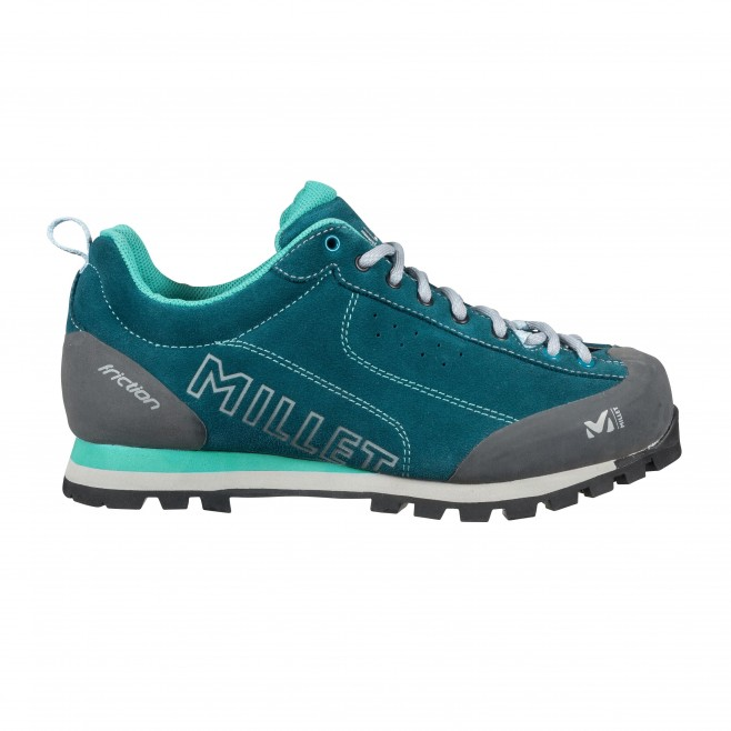 Women's low cut shoes - blue FRICTION W Millet