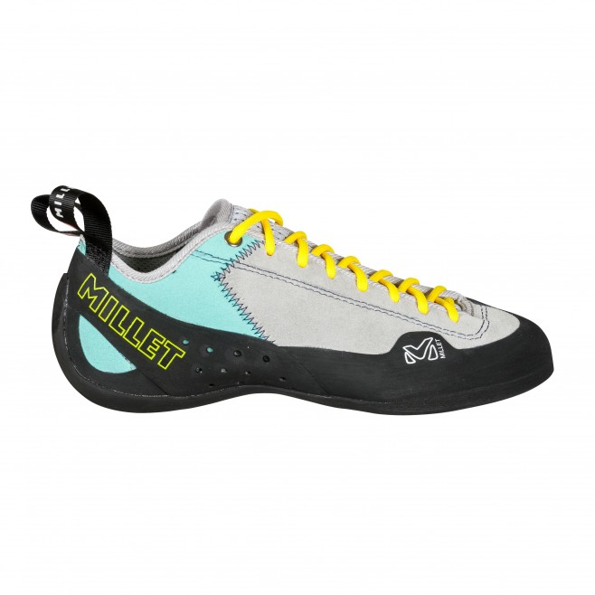 Women's climbing shoes - grey ROCK UP W Millet