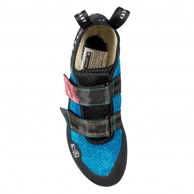 Women's climbing shoes - blue EASY UP W Millet 2