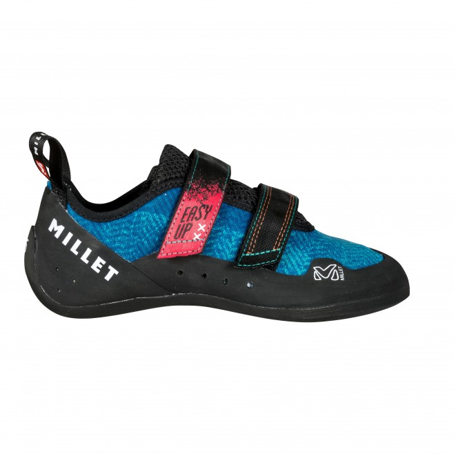 Women's climbing shoes - blue EASY UP W Millet