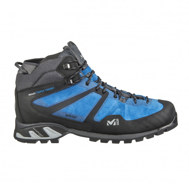 High-cut boots - mountaineering - blue SUPER TRIDENT GTX M Millet