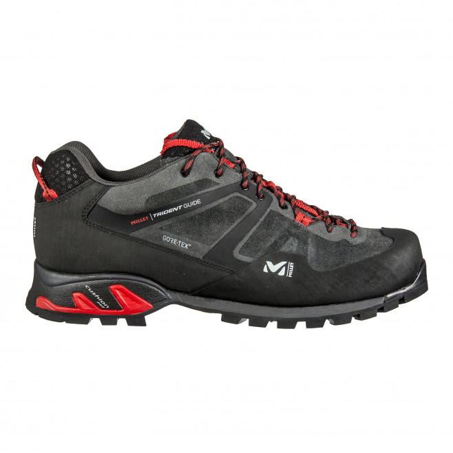 Gore-tex shoes - grey TRIDENT GUIDE GTX Millet