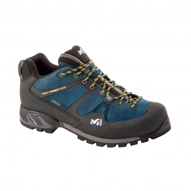 low cut shoes - navy-blue TRIDENT GUIDE GTX M Millet 2