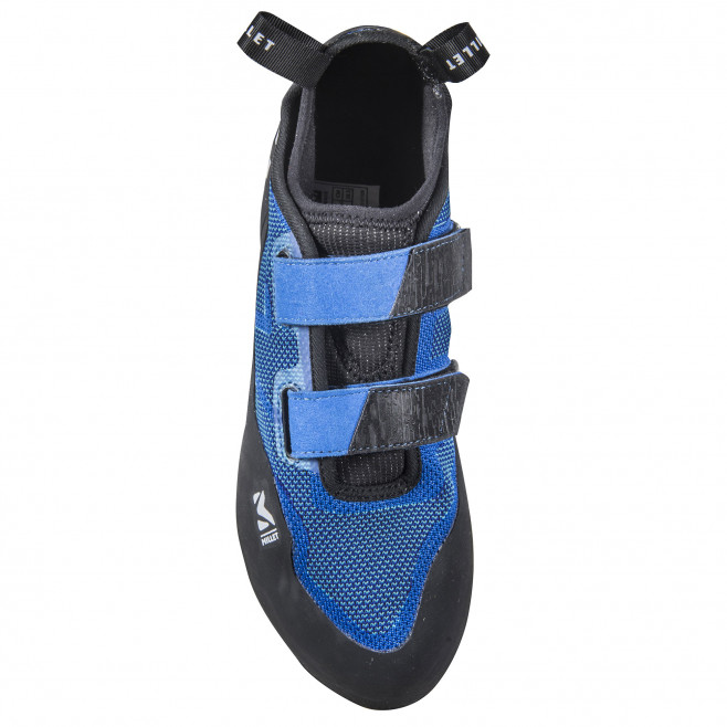 Climbing shoes - blue EASY UP KNIT Millet 2