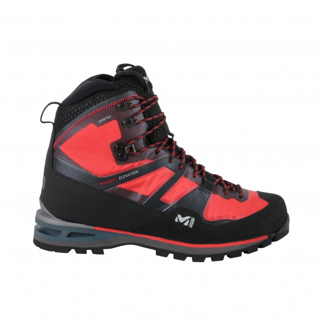 Gore-Tex shoes  -  red ELEVATION II GTX Millet