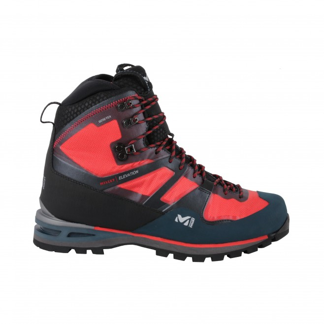high cut shoes - red ELEVATION II GTX Millet