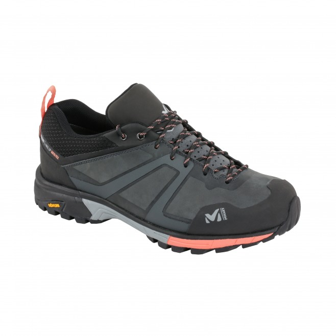 Women's  Gore-Tex low cut shoes - grey HIKE UP LEATHER GTX W Millet