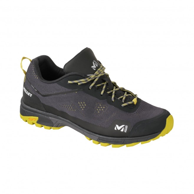 Men's low cut shoes - grey HIKE UP M Millet 2