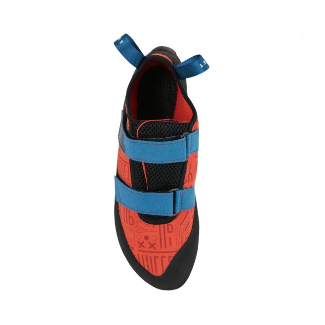Men's  climbing shoes - red EASY UP 5C M Millet 3