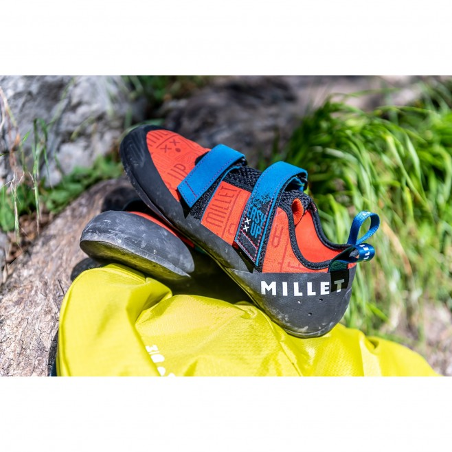 Men's  climbing shoes - red EASY UP 5C M Millet 7