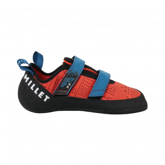 Men's  climbing shoes - red EASY UP 5C M Millet