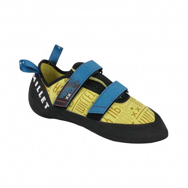 Men's climbing shoes - yellow EASY UP 5C M Millet 2