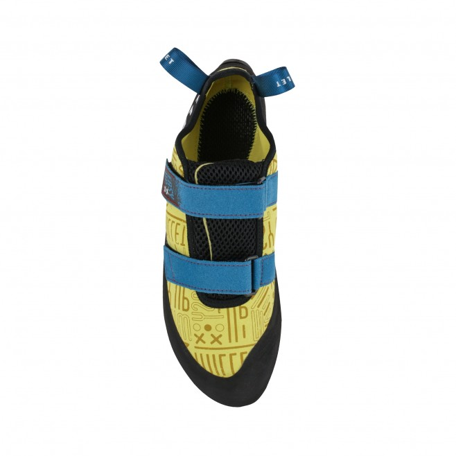Men's  climbing shoes - green EASY UP 5C M Millet 3