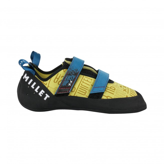 Men's climbing shoes - yellow EASY UP 5C M Millet