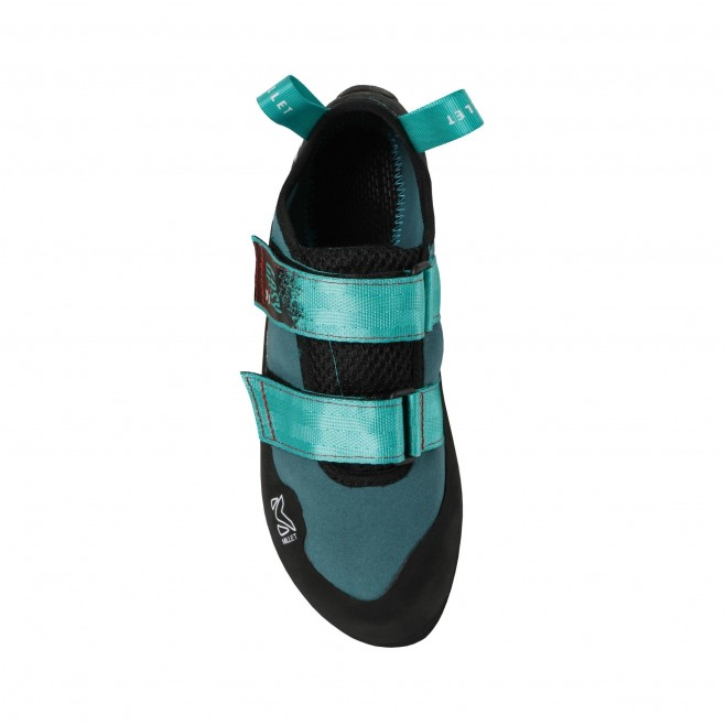 Women's  climbing shoes - green EASY UP 5C W Millet 2