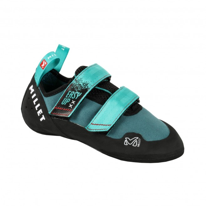 Women's  climbing shoes - green EASY UP 5C W Millet 4