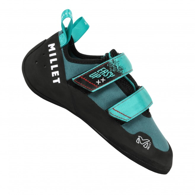 Women's  climbing shoes - green EASY UP 5C W Millet