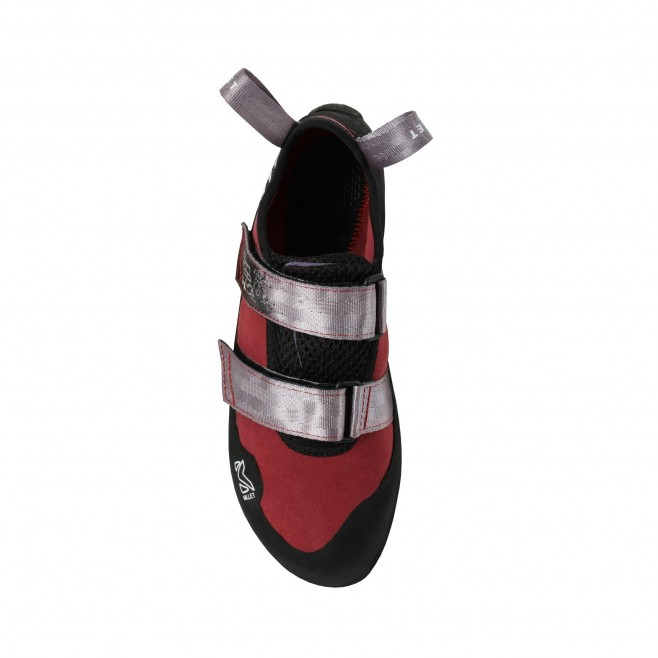 Women's climbing shoes - red EASY UP 5C W Millet 2