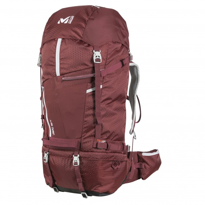 Women's backpack - trekking - brown UBIC 50+10 LD Millet