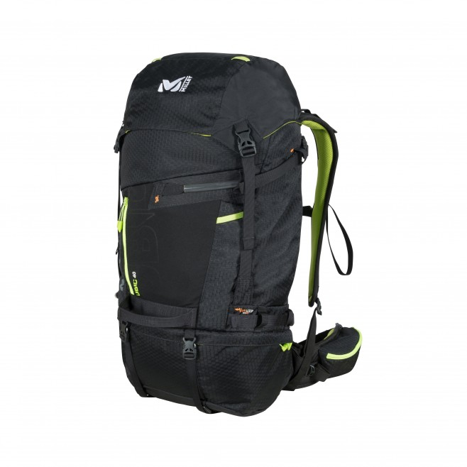 Men's backpack - hiking - black UBIC 40 Millet