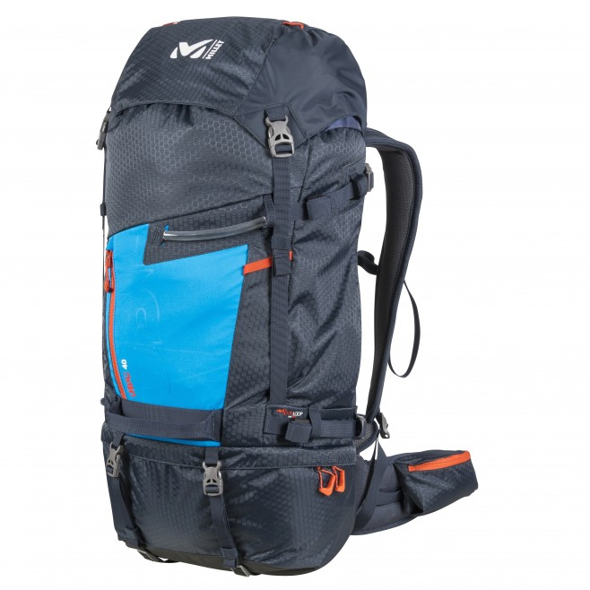 Men's backpack - hiking - navy-blue UBIC 40 Millet