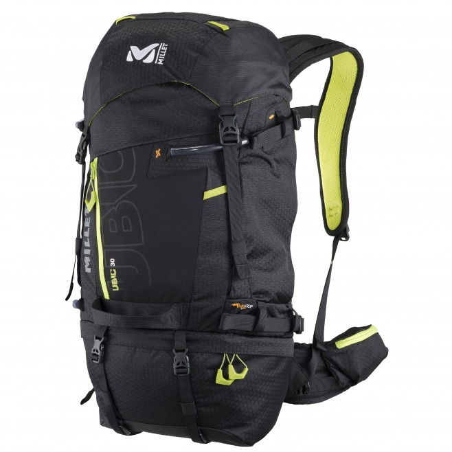 Black hiking backpack UBIC 30 Millet