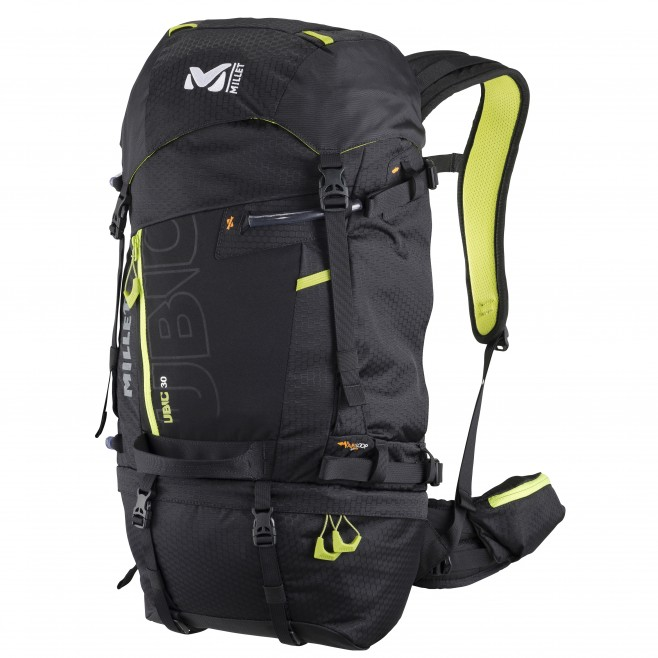 Men's backpack - hiking - black UBIC 30 Millet