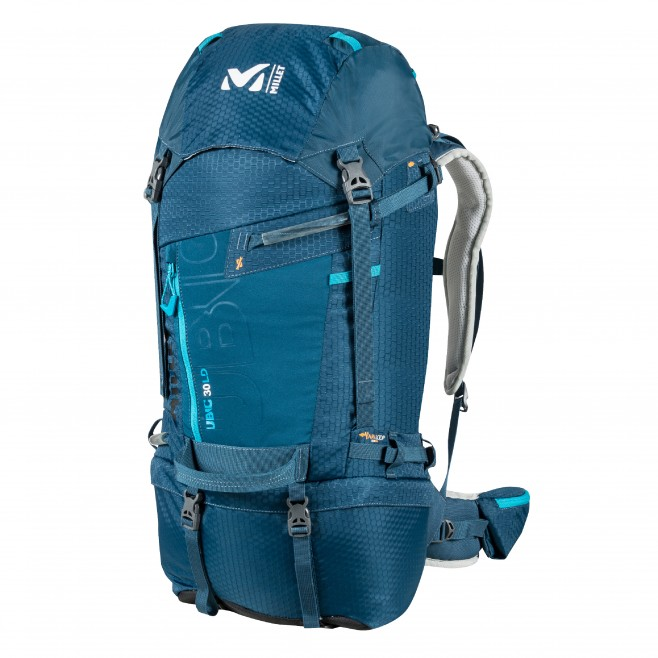 navy-blue hiking backpack For women UBIC 30 LD Millet